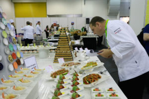 The Singapore International Food & Hotel Supplies Exhibition