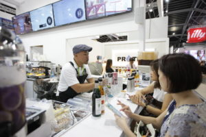 The Singapore International Food & Hotel Supplies Exhibition (FHA