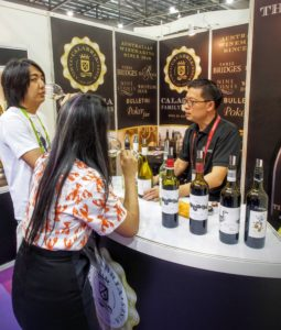 Singapore Asia International Wine Trade Fair2