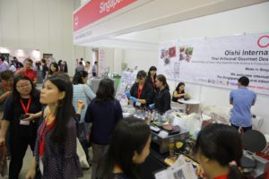 Singapore International Coffee and Tea Exhibition 2018