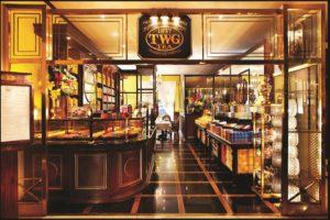 TWG tea store