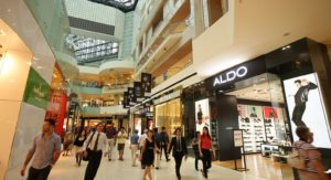 shopping mall in singapore