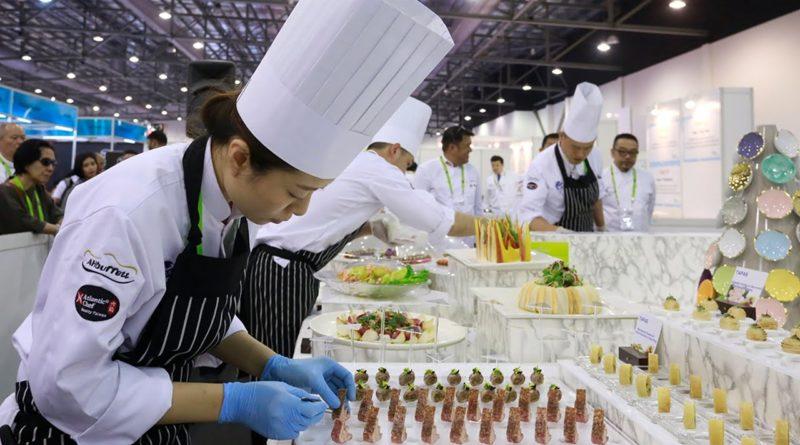 The Singapore International Food & Hotel Supplies Exhibition (FHA) 2018