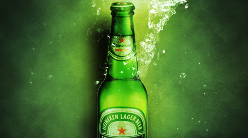 Heineken's brand strategy:Fresh and Elegant !
