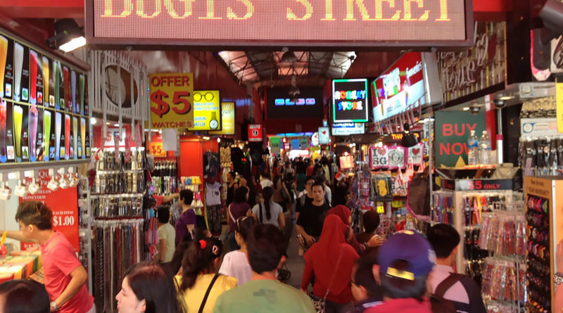 What We Can Learn From Singapore Retail Business?