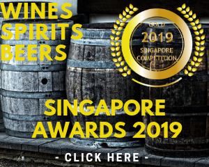 Singapore Wines Spirits and Beers Awards 2019