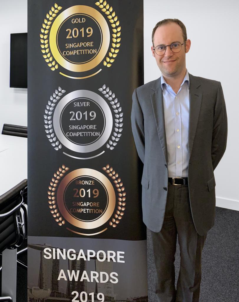 Alexandre Petit Jury Member Singapore Awards 2019