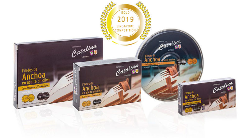Conservas Catalina - Singapore Awards 2019