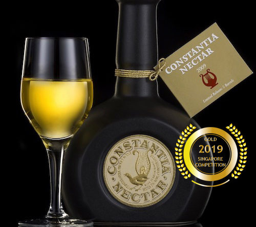 Constantia Nectar - Singapore Awards 2019