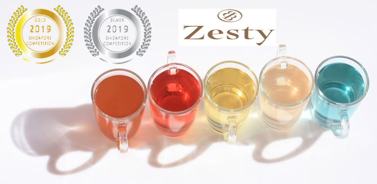 Zesty BB - Singapore Awards 2019