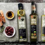Terra Creta'sTotal Quality Organic Olive Oil