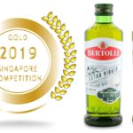 Bertolli Olive Oil strikes gold twice in Singapore.