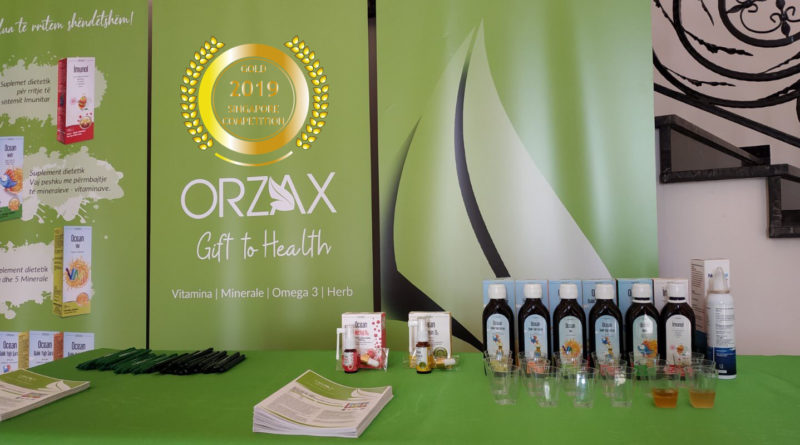 Orzax Pharmaceutical - Singapore Newspaper