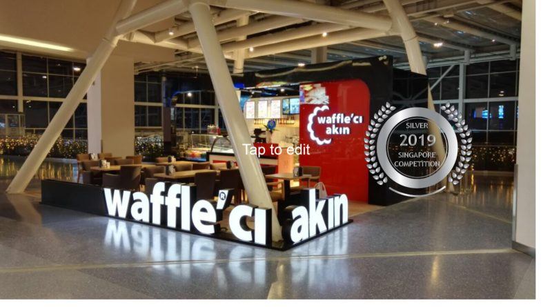 Waffle-maker Akın - Singapore Newspaper