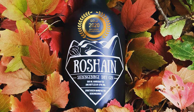 The Special Character Of Roshain Gin