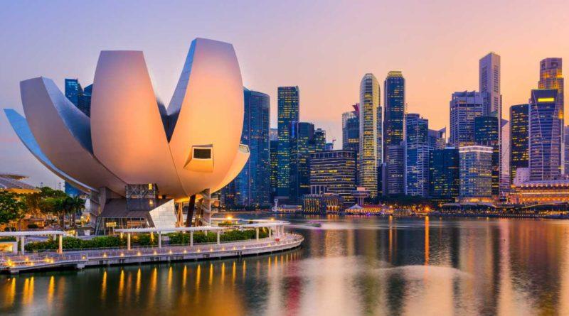 Singapore Wine Industry
