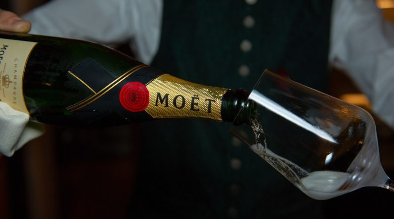 """Moet Hennessy will add a """"sparkling wine"""" label to its champagne. by Singapore Newspaper"""