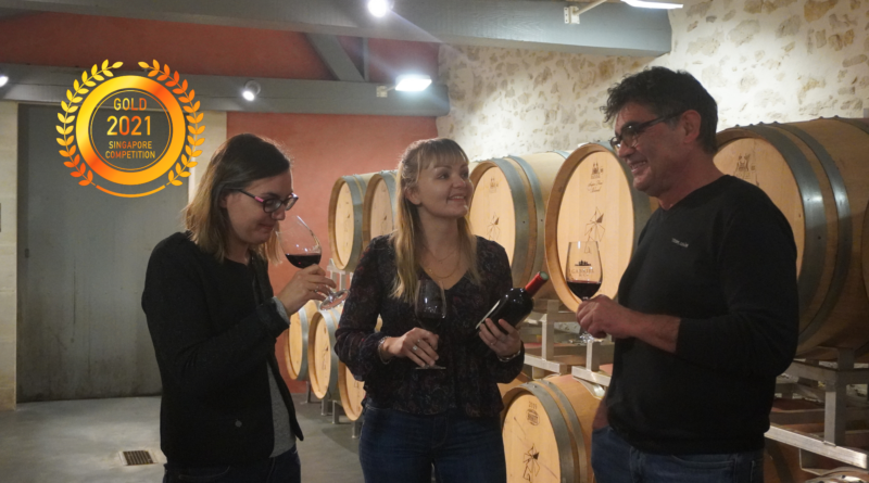 Vignobles Gabriel & Co : Bordeaux's Winegrowers' Cooperative by Singapore Newspaper