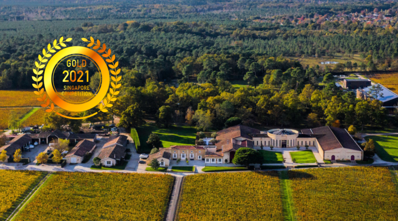 Vignobles LEVEQUE : A Shared Passion, Discovering the Grands Crus of Bordeaux by Singapore Newspaper
