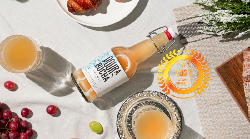 Pourabucha : Craft Brewed in Singapore, 100% Authentic and Organic by Singapore Newspaper