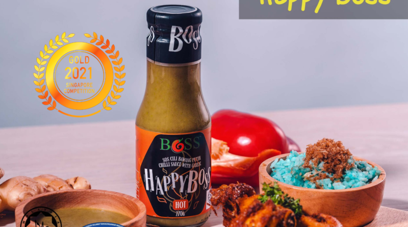 Boss Brothers Sdn Bhd (BOSS) : One of the Best Choice for Hot Sauce Lovers by Singapore Newspaper